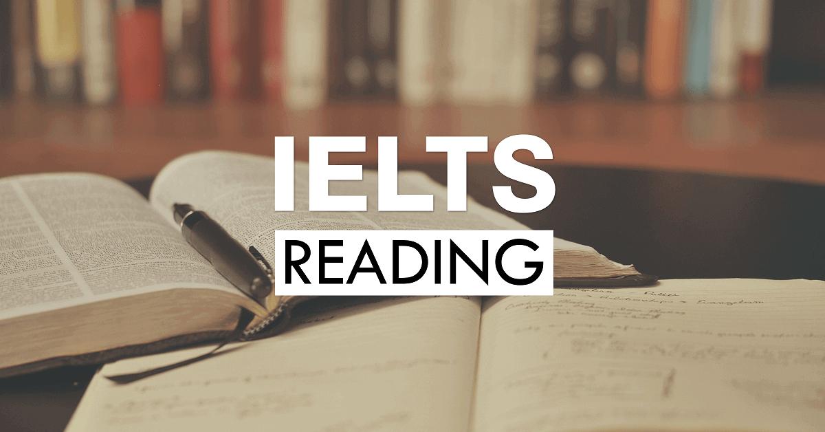 IELTS Reading | Englobex