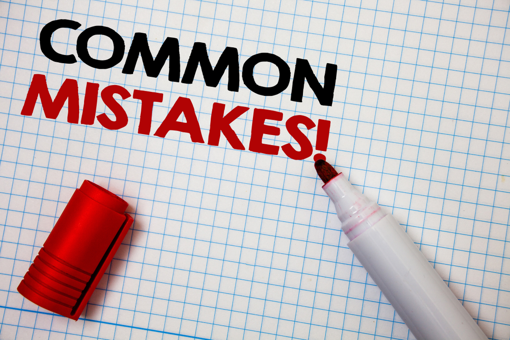Academic Writing - Common Mistakes