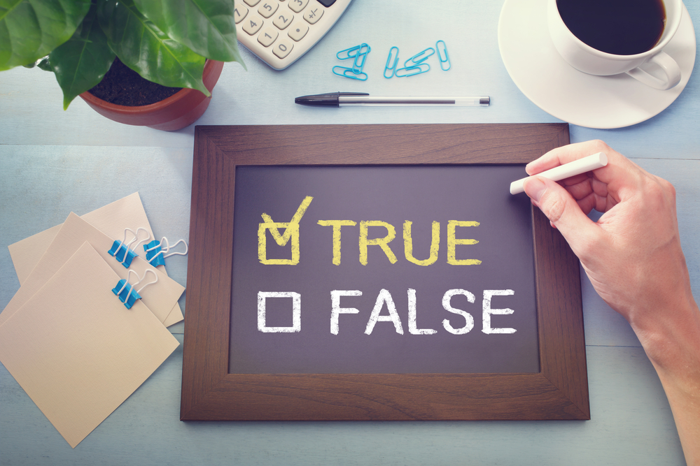 Reading - True / False / Not Given