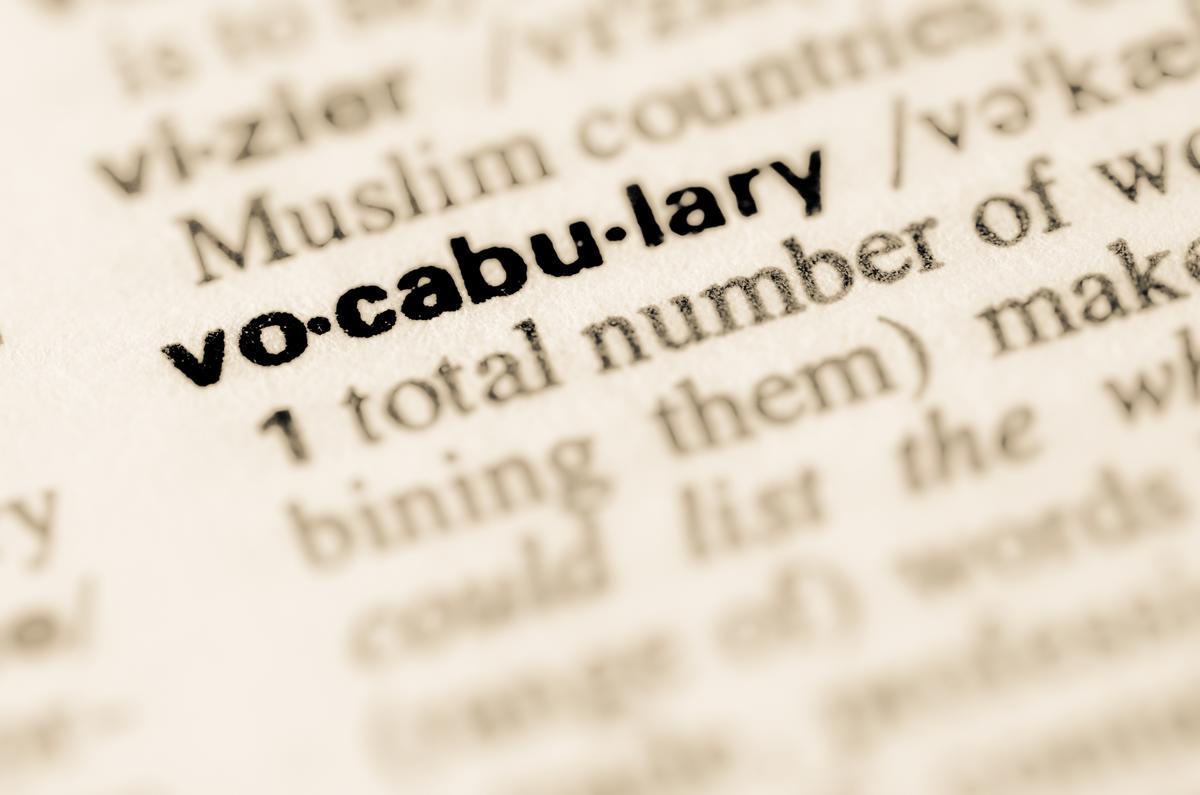 Vocabulary for IELTS 2 - Register, Connotation & Idioms